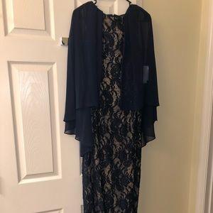 Alex Evenings sheath dress